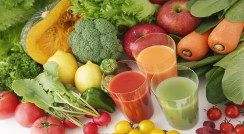 Lose Stubborn Fat Recipe:  DASH Diet and Low Sodium Juice