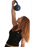 Kettlebells workout for women