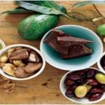 MUFA FOOD LIST: Servings and Calories